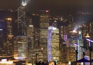 香港繁華夜景圖片_7張