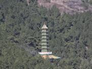 香山公园风景图片_10张