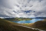 西藏羊卓雍错风景图片_7张