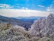 湖南阳明山国家森林公园风景图片_6张