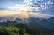 广西桂林尧山风景图片_11张