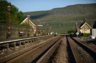 英国铁路风景图片_9张