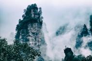 湖南張家界奇幻風景圖片_11張