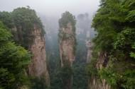 湖南張家界風景圖片_12張