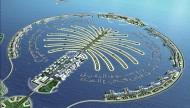 迪拜棕榈岛图片_9张