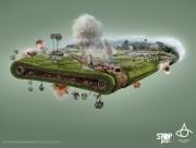 愛護環境廣告創意圖片_4張