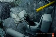 全方位杀虫剂广告创意图片_2张