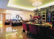 北京官园西派公寓F型样板房设计图片_13张