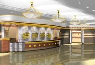 3D宾馆酒店房间设计图片_25张
