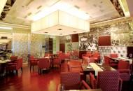 城墙小馆现代风格餐厅设计图片_3张
