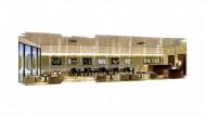 東莞奧樂斯咖啡館室內設計手繪圖片_4張
