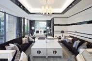广州颐和高尔夫庄园B区A型别墅样板房图片_40张