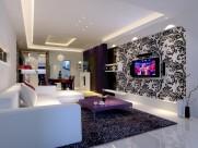 家居成功案例客厅装修图片_40张