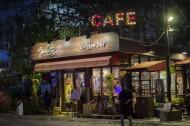 歐式咖啡館圖片_16張