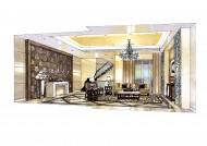 中海金沙湾室内手绘2图片_5张