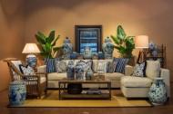 豪华客厅装修风格设计图片_11张