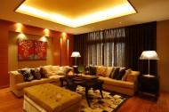 客廳裝潢設計圖片_100張
