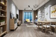 现代感实足的客堂装修设计图片_10张