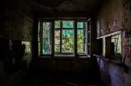 老式的木窗图片_12张