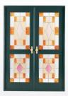 色彩明亮裝飾門圖片_37張
