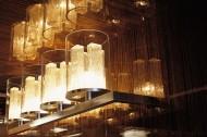 奢華餐廳燈具圖片_6張