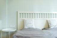 舒适柔软的双人床图片_10张