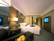 The Royal Garden Hotel, HK-梁志天作品图片_4张