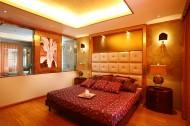 臥室裝潢設計圖片_54張