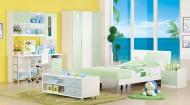 色彩缤纷的卧室装修图片_14张