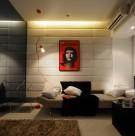 現代時尚風格室內設計圖片_7張