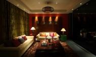 现代中式风格室内设计图片_19张