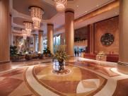 新加坡香格里拉大酒店大堂图片_7张