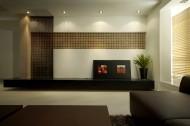 新世紀花苑樣板房設計圖片_11張