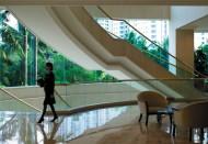 雅加達香格里拉飯店大廳圖片_2張