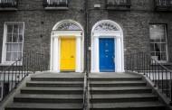 顏色各異的門圖片_10張