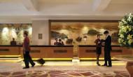中國北京國貿飯店大堂圖片_2張