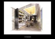 中山華發莊園二期室內手繪2圖片_6張