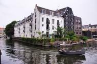 荷兰阿姆斯特丹建筑图片_11张