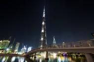 世界第一高楼迪拜塔图片_11张