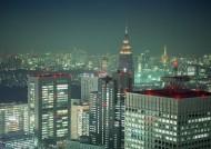 繁華都市夜景圖片_47張