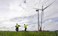 绿色能源 风力发电图片_40张