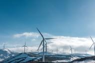 風力發電的風車圖片_9張