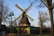荷蘭風車圖片_16張