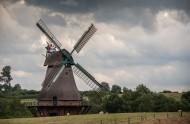 荷兰风车图片_14张