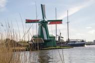 荷蘭風車圖片_14張