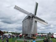 荷蘭風車圖片_15張