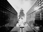 黑白灰构图的建筑图片_8张