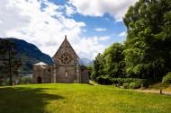 各种风格的教堂图片_12张