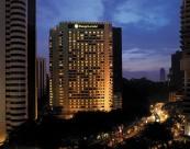 吉隆坡香格里拉大酒店外观周边景色图片_4张
