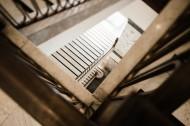 旋转向上的楼梯图片_7张